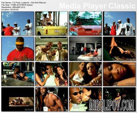 112 Feat. Ludacris - Hot & Wet
