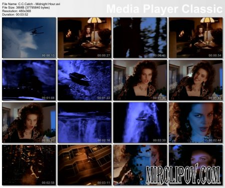 C.C.Catch - Midnight Hour