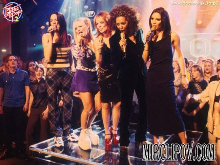 Spice Girls - Spice Up Your Life (Live @ Mtv Europe Music Awards 97)