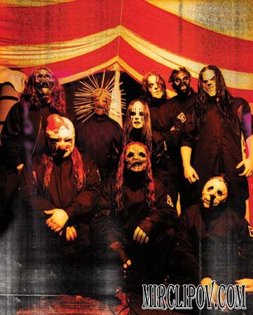 SlipKnot - Before I Forget (live on conan 03-01-05)