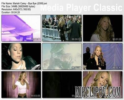 Mariah Carey - Bye Bye (2008)