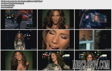 Leona Lewis - Bleeding Love [U.S.version][2008]