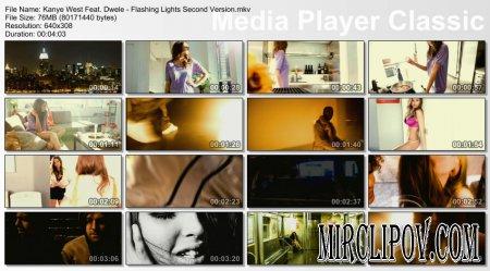Kanye West Feat. Dwele - Flashing Lights (Second Version)