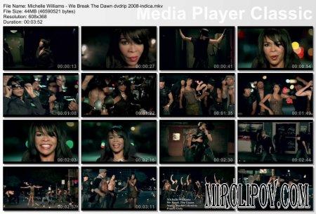Michelle Williams - We Break The Down