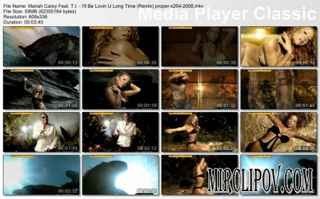 Mariah Carey Feat. T.I. - I'll Be Lovin U Long Time (Remix)