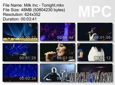 Milk Inc - Tonight
