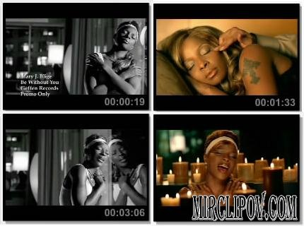 Mary J.Blige - Be Without You