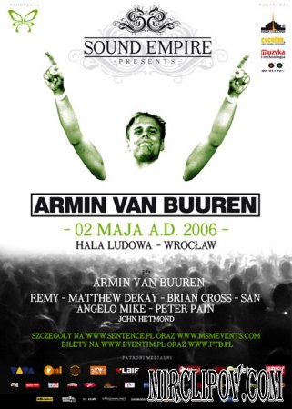 Armin Van Buuren (live @ Poland)