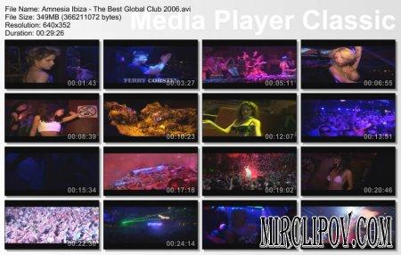 Amnesia Ibiza - The Best Global Club 2006