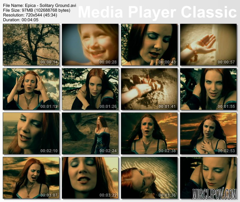 Epica - Solitary Ground