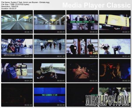 System F & Armin Van Buuren - Exhale