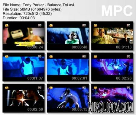 Tony Parker - Balance Toi
