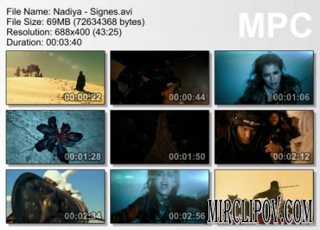 Nadiya - Signes
