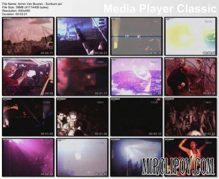 Armin Van Buuren - Sunburn