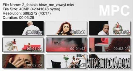 2 Fabiola - Blow Me Away