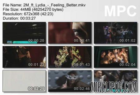 2M ft Lydia - Feeling Better
