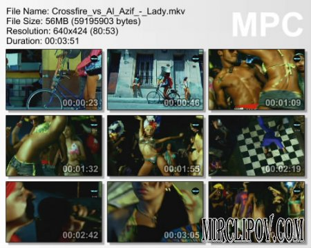Crossfire vs Al Azif - Lady