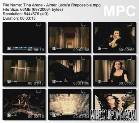 Tina Arena - Aimer jusou'a l'impossible