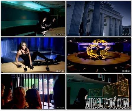 Micky Modelle & Samantha Mumba - Gotta Tell Ya (DVDRip 2008)