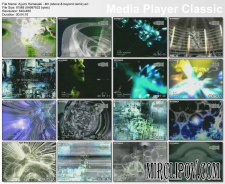 Ayumi Hamasaki - #m (above & beyond remix)