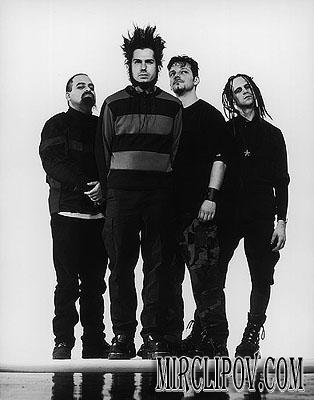 Static-X - Black And White