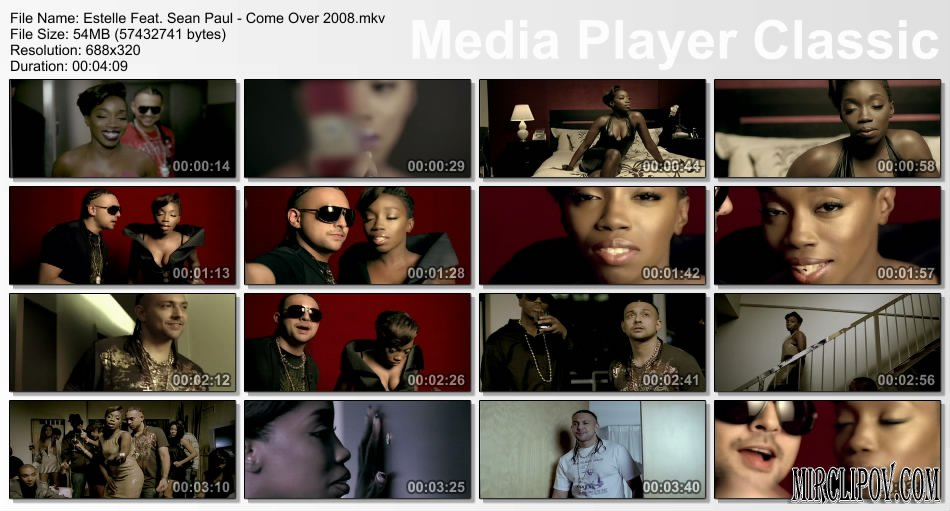 Estelle Feat. Sean Paul - Come Over