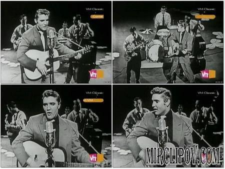 Elvis Presley - Blue Suede Shoes (1956)