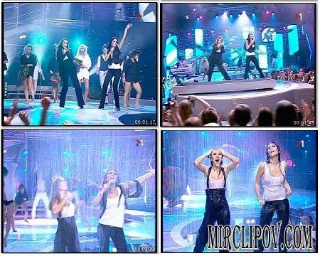 Алиби - Мелодия дождя (Фабрика Звезд 2 Украина)