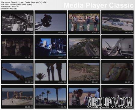 Blank & Jones - Desire (Directors Cut)
