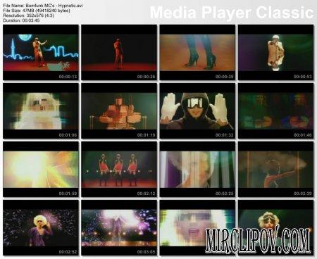 Bomfunk MC's Feat. Elens Mady - Hypnotic