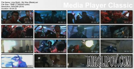 Limp Bizkit - My Way (Blade)