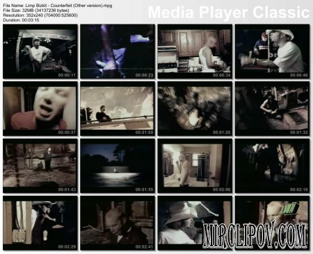 Limp Bizkit - Counterfeit (Other version)
