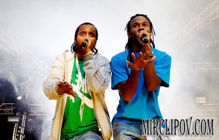 Madcon - Back on the road