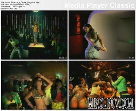 Rihanna - Dance Megamix
