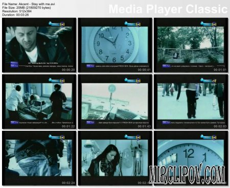 Akcent - Stay With Me