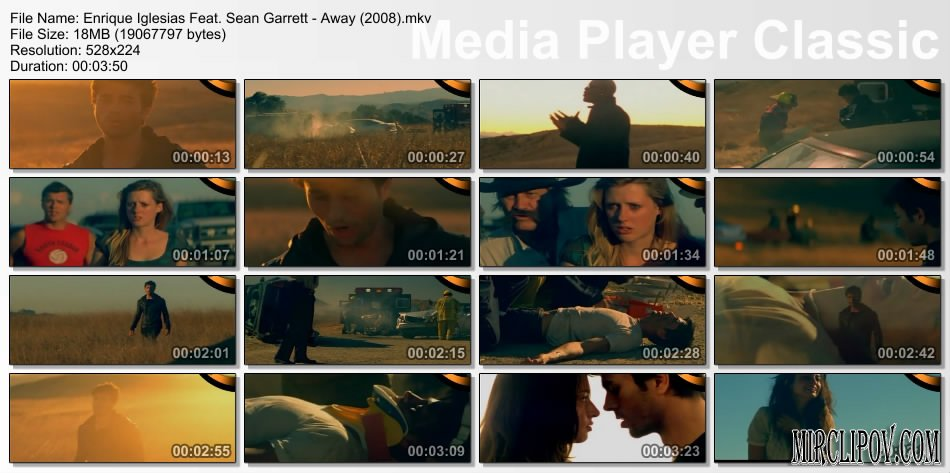 Enrique Iglesias Feat. Sean Garrett - Away
