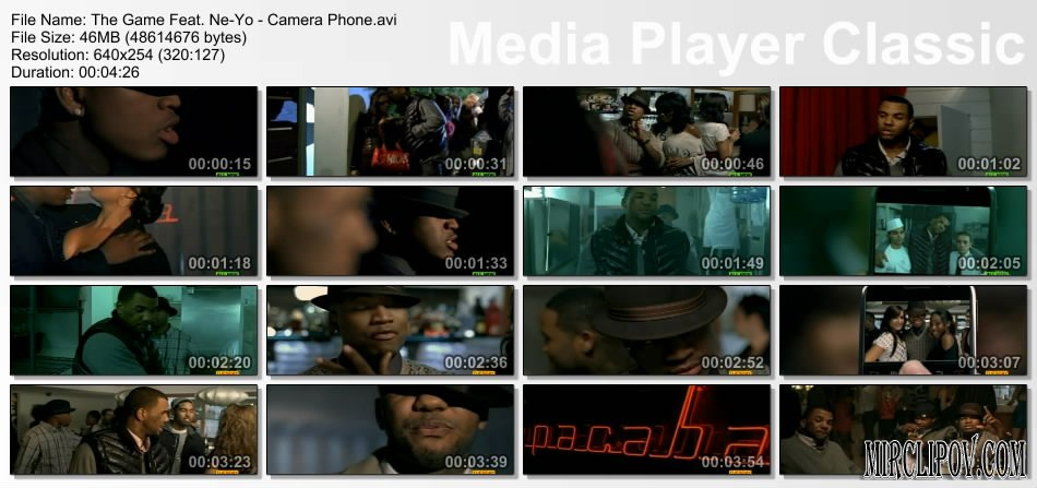 The Game Feat. Ne-Yo - Camera Phone