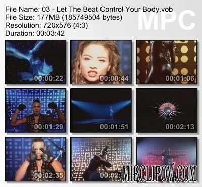 2 Unlimited - Let The Beat Control Your Body