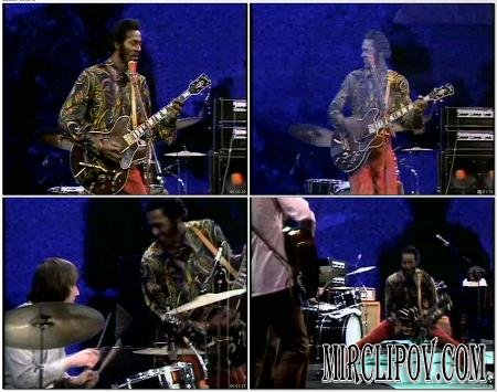 Chuck Berry - Johnny B. Goode (1967)