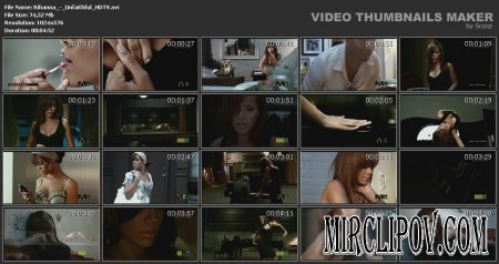 Rihanna - Unfaithful (HDTV)