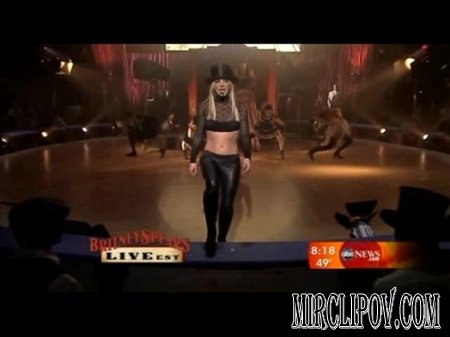 Britney Spears - Circus (Good Morning America)