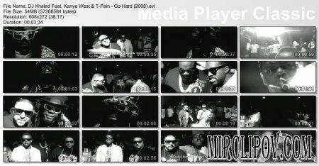 DJ Khaled Feat. Kanye West & T-Pain - Go Hard