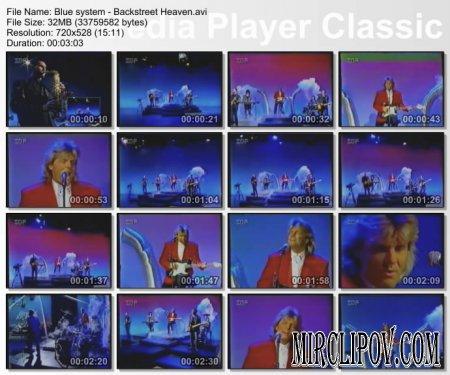 Blue System - Backstreet Heaven