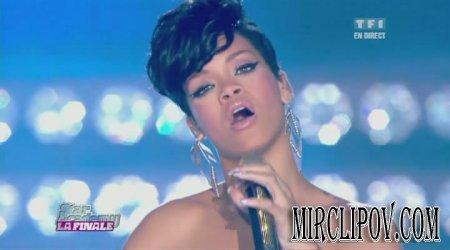 Rihanna - Rehab (Live, 19.12.08)