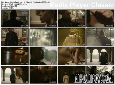 Musiq Feat. Mary J Blige - If You Leave