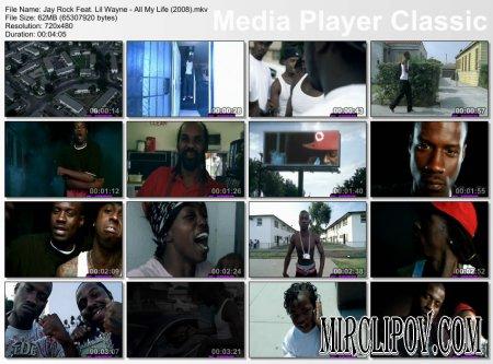 Jay Rock Feat. Lil Wayne - All My Life