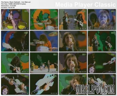 Black Sabbath - Iron Man
