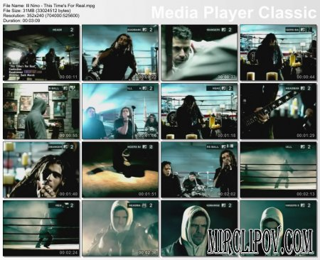 Ill Nino - This Time's For Real