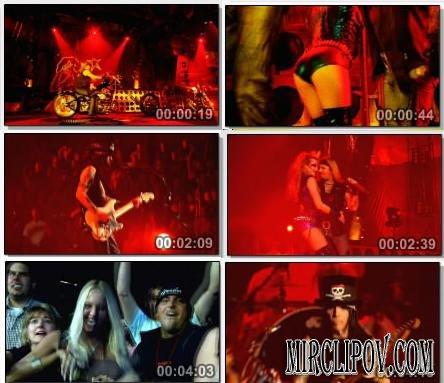 Motley Crue - Girls Girls Girls (Live)