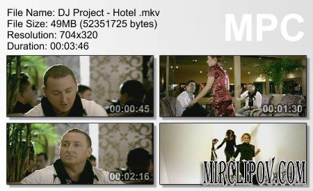 DJ Project - Hotel